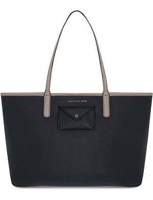 MARC BY MARC JACOBS Saffiano leather tote 48