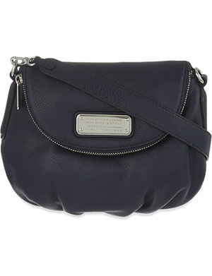 MARC BY MARC JACOBS Mini New Q Natasha leather cross-body bag