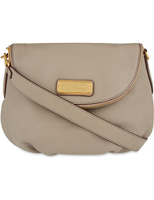 MARC BY MARC JACOBS New Q Natasha leather cross-body bag