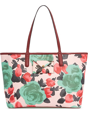 MARC BY MARC JACOBS Floral mix tote