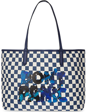 MARC BY MARC JACOBS Checked tote 48