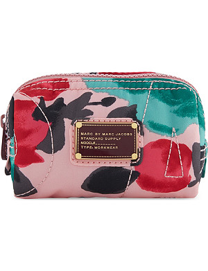 MARC BY MARC JACOBS Pretty nylon make-up bag