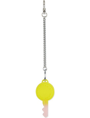 MARC BY MARC JACOBS Jumbo key bag charm
