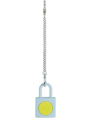 MARC BY MARC JACOBS Jumbo padlock bag charm