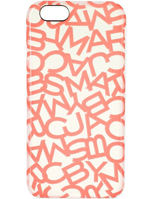MARC BY MARC JACOBS Scrambled iPhone 6 case