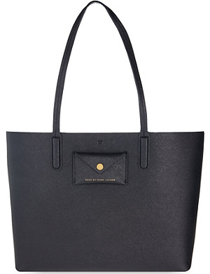 MARC BY MARC JACOBS Metropoli saffiano leather tote