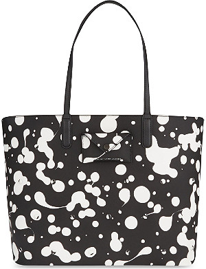 MARC BY MARC JACOBS Metropolitote oil splash tote