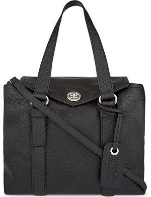 MARC BY MARC JACOBS Working Girl leather tote bag
