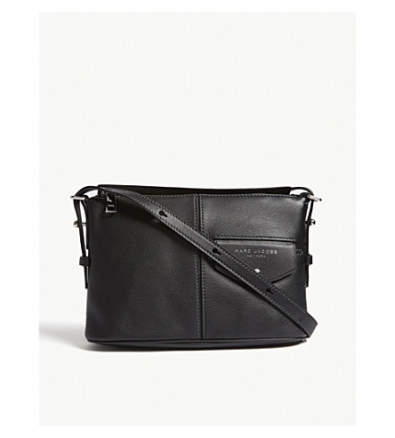 MARC JACOBS The Side Sling cross-body bag (Black