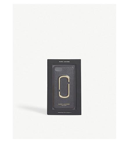MARC JACOBS Double J iPhone 7/8 case (Black+multi