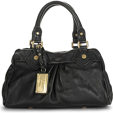 MARC BY MARC JACOBS Classic Q Baby Groovee shoulder bag (Black