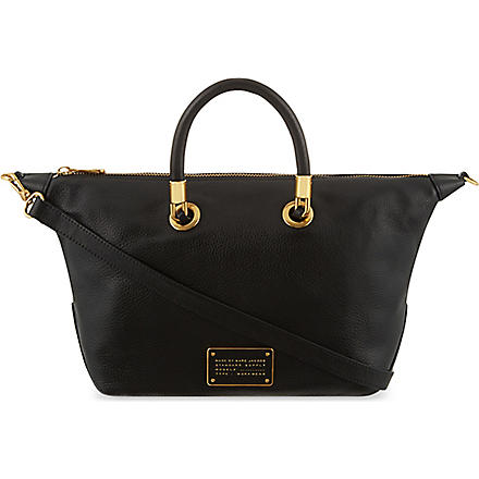 MARC BY MARC JACOBS Too Hot to Handle satchel (Black