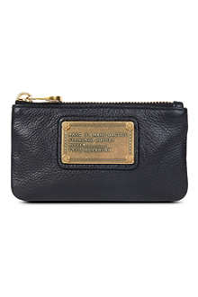 MARC BY MARC JACOBS Supersonic leather key pouch