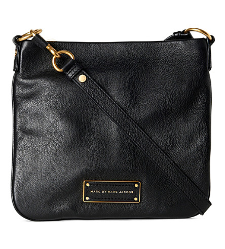 MARC BY MARC JACOBS Too Hot to Handle Sia messenger bag (Black