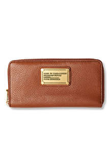 MARC BY MARC JACOBS Classic Q Vertical leather wallet