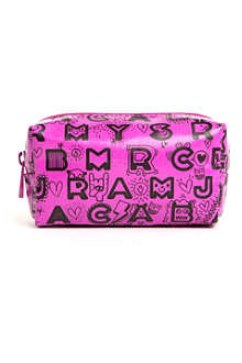 MARC BY MARC JACOBS Dreamy Graffiti make-up bag