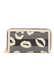 MARC BY MARC JACOBS Eazy Pouch leather wallet
