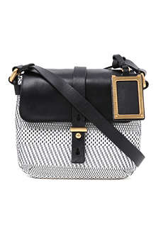 MARC BY MARC JACOBS Werdie Weavy Isabelle cross body bag