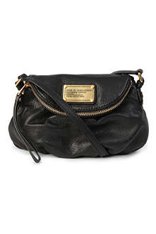 MARC BY MARC JACOBS Classic Q Mini Natasha leather cross-body bag