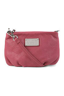 MARC BY MARC JACOBS Classic Q Percy leather clutch