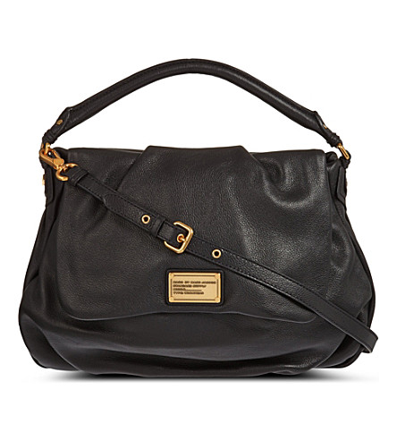 MARC BY MARC JACOBS Classic Q Ukita shoulder bag (Black