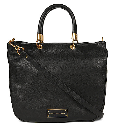MARC JACOBS Too Hot To Handle shopper bag (Black