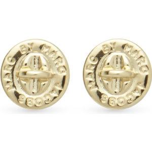 Turnlock stud earrings