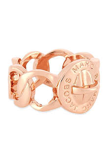 MARC BY MARC JACOBS Katie turnlock large ring