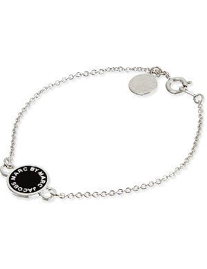 MARC BY MARC JACOBS Dreamy logo disc bracelet