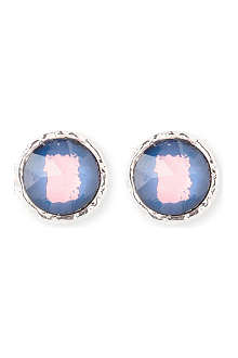 MARC BY MARC JACOBS Large rhinestone stud earrings