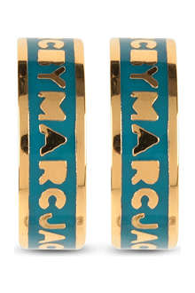 MARC BY MARC JACOBS Huggie hoop earrings