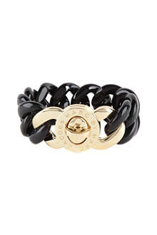 MARC BY MARC JACOBS Candy turnlock bracelet
