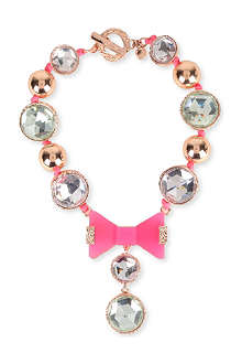 MARC BY MARC JACOBS Bowanza necklace