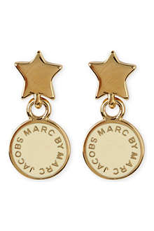 MARC BY MARC JACOBS Classic Star drop earrings