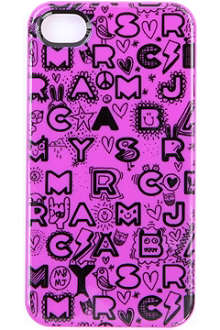 MARC BY MARC JACOBS Dreamy Graffiti iPhone 4 case