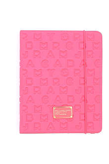MARC BY MARC JACOBS Dreamy logo iPad book case