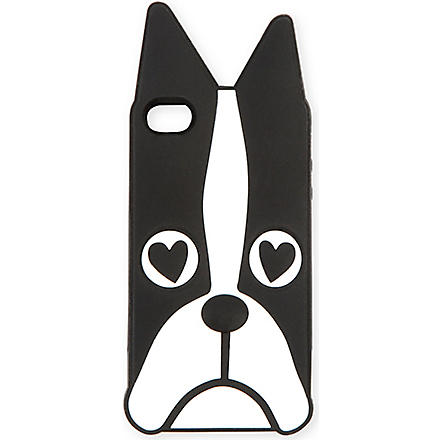 MARC BY MARC JACOBS Shorty dog iPhone 4 case (Black