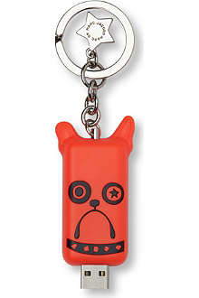 MARC BY MARC JACOBS Pickles USB key ring
