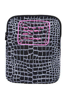 MARC BY MARC JACOBS Trompe l'oeil croc iPad case