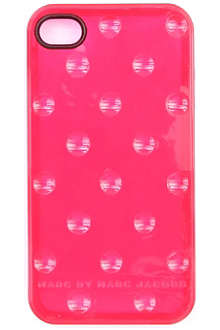 MARC BY MARC JACOBS Jelly dots iPhone 4 case