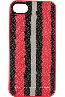 MARC BY MARC JACOBS Anemone stripe iPhone 5 case