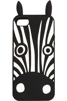 MARC BY MARC JACOBS Julio zebra iPhone 5 case