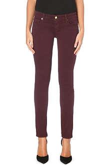 GENETIC DENIM The Shya skinny mid-rise jeans