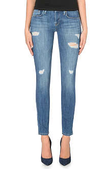 GENETIC DENIM Shya skinny distressed jeans