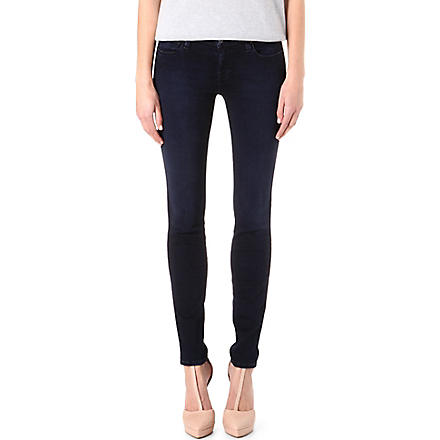 GENETIC DENIM The Shya skinny mid-rise jeans (Pop