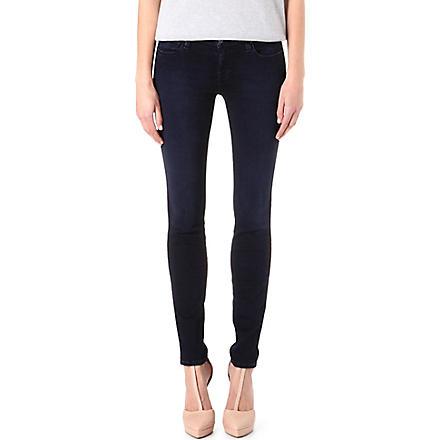GENETIC DENIM The Shya skinny mid-rise jeans (Pop