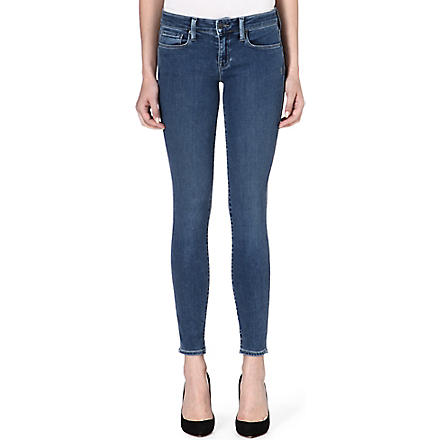 GENETIC DENIM The Shya skinny mid-rise jeans (Fusion