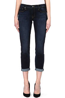 GENETIC DENIM Alexa straight cropped jeans