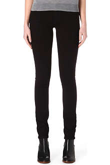 NUDIE JEANS Tight Long John skinny mid-rise jeans