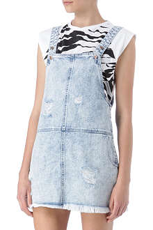 SOMEDAYS LOVIN Camp Fire overall dress